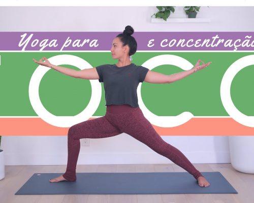 Yoga para Aumentar Foco | 20min  – Pri Leite