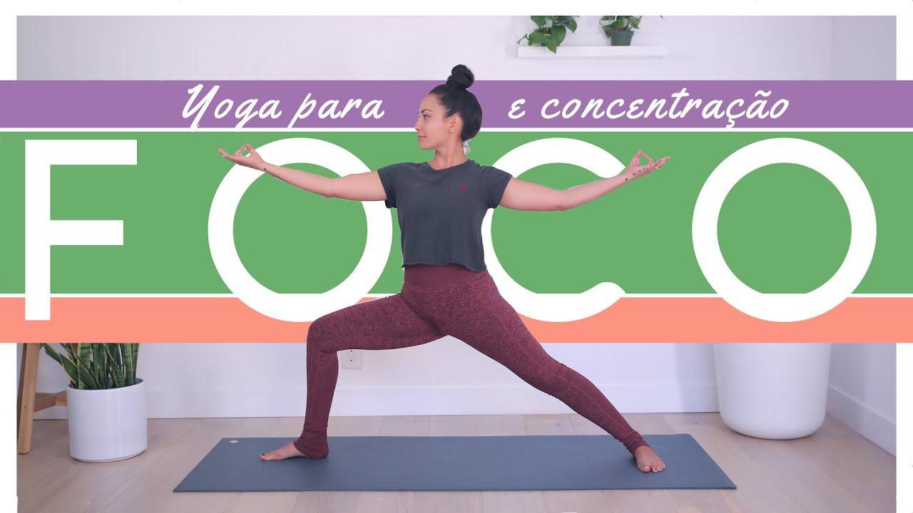 Yoga para Aumentar Foco | 20min  - Pri Leite