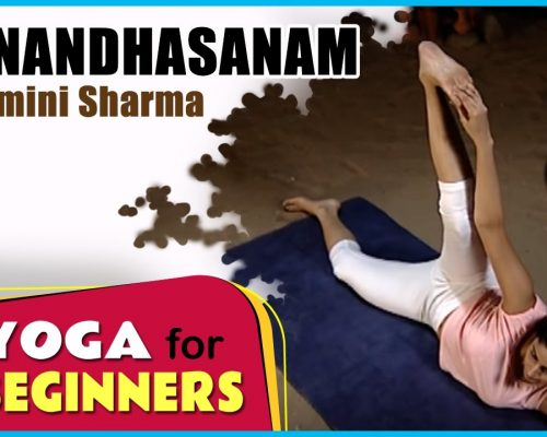 Anandhasanam | Yoga for beginners by Yamini Sharma | Health Benefits | Manorama Online