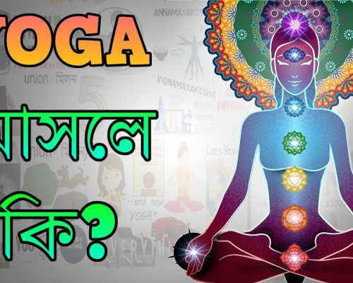যোগ (Yoga) আসলে কি – Motivational Video in BANGLA – Inner Engineering by Sadhguru summary (4)