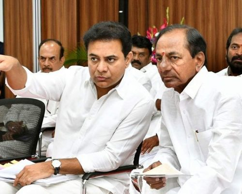 Buzz over KTR becoming next CM gets louder