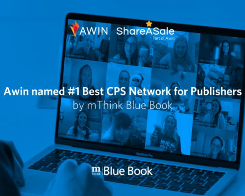 Awin recognized as top CPS network for advertisers and publishers