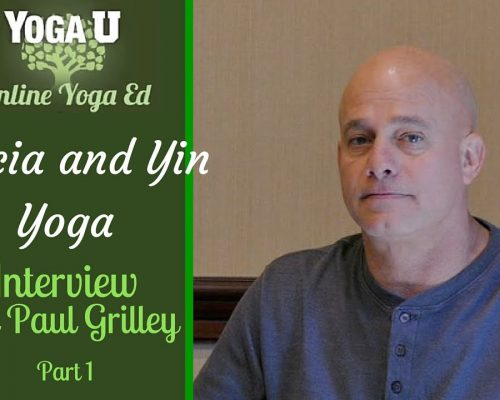 Paul Grilley Interview Part 1 | Fascia and Yin Yoga