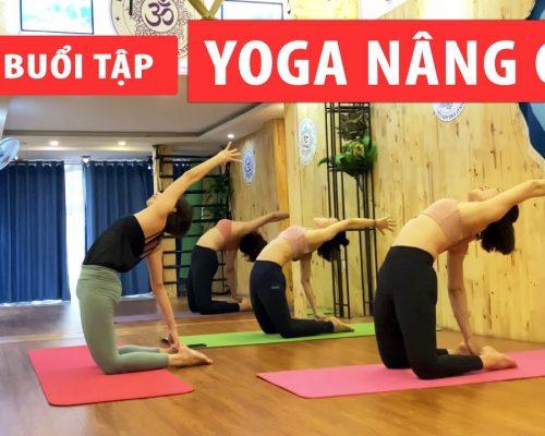 Full Buổi Tập Yoga Nâng Cao (50 Phút) Tăng Thể Lực & Độ Dẻo Dai | Luna Thái – Đào Tạo Giáo Viên Yoga