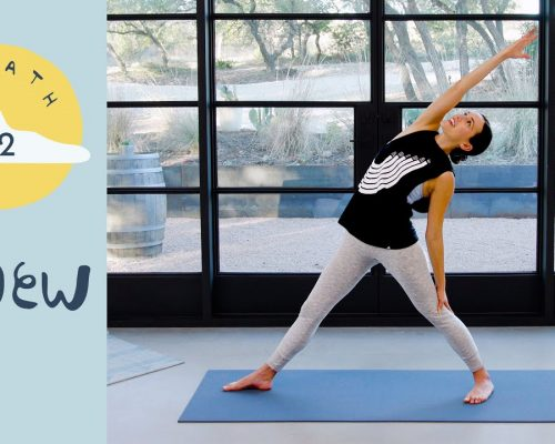 Day 22 – Renew |  BREATH – A 30 Day Yoga Journey
