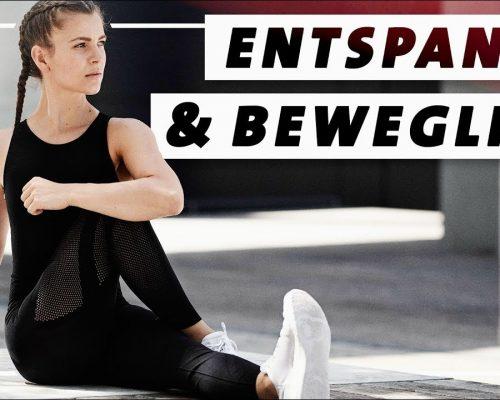 Yoga für Beweglichkeit Entspannung | Gesunder Rücken | Den Ganzen Körper Dehnen
