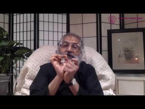 Relevance of History & traditional principles on Yoga – Shri Sudhir Tiwari
