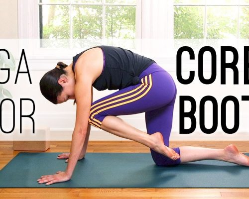 Yoga for Core (and Booty!) – 30 Minute Yoga Practice – Yoga With Adriene