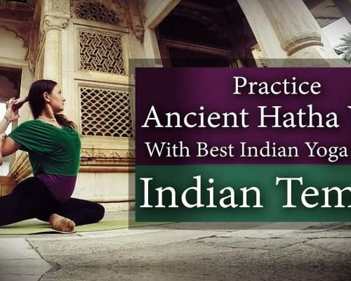 Ancient Hatha Yoga with Best Indian Yoga Music | Best Yoga Video |The Kutle Khan | Roots of Pushkar