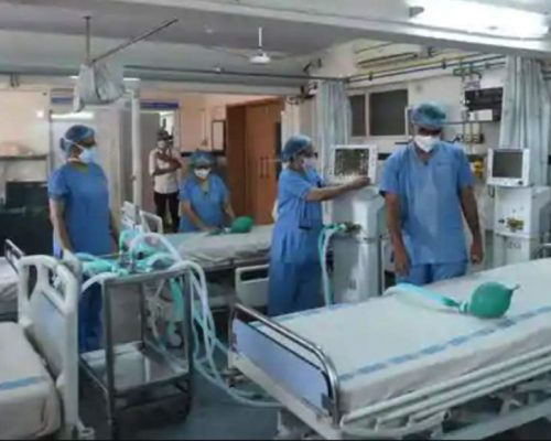 Hyderabad: Calls grow to convert public spaces to hosps